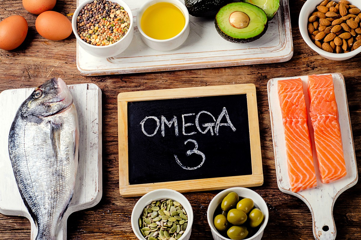 I benefici degli omega-3
